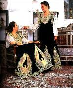 costumes traditionnels de Annaba